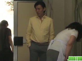 japonais, pipe, masturbation
