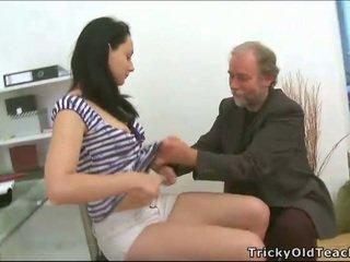 Trojice pohlaví s učitel