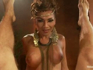 Ts yasmin lee كما cleopatra tsseduction com خاص ميزة