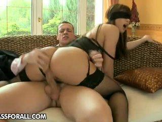 nice ass, ciuman, anal sex