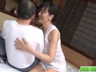 Zralý chic v japonská has pohlaví
