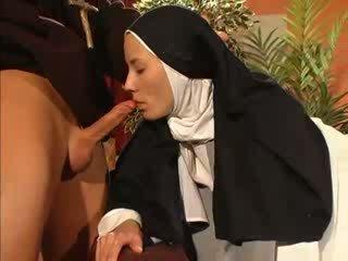 szeretet, nun, priest