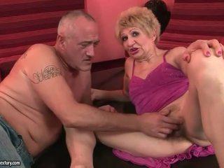 Aged porn