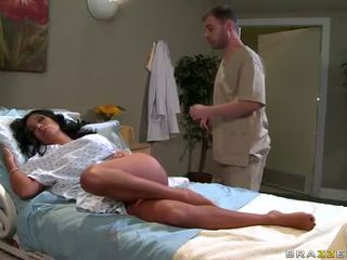 Sienna West Gets Fucked Hard By Doctor Video