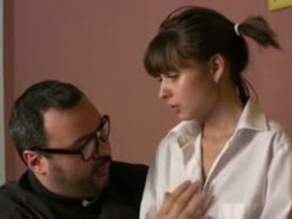 Father Torbe Is Back And Today He?s Taking Care Of Julia