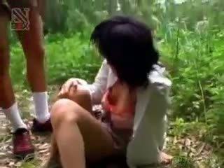 एशियन स्कूलगर्ल turned सेक्स स्लेव gets अबुस्ड़ हार्डकोर