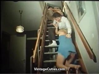Geil vintage whores dissolute groep neuken