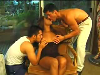 online suck, trio best, nice interracial hottest