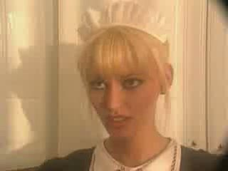 Anita Blond as a Maid