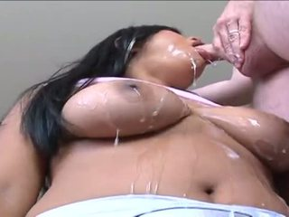 Kya Tropic's Sloppy Blowjob