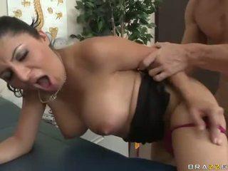 Latina Doctor Sativa Rose Check Johnny Video