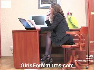 동영상 온라인으로, 온라인으로 레즈비언 섹스 큰, 사무실 섹스