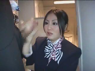 ดี ญี่ปุ่น ยิ่งใหญ่, ฟรี stewardess