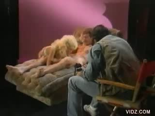 Behind the scene hot fucking with Sharon Kane
