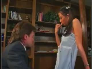 Jade Marcela Fucks Her Principal Video