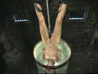 Bondage And Water Torture