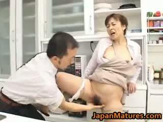 Hitomi kurosaki zreli azijke punca part1