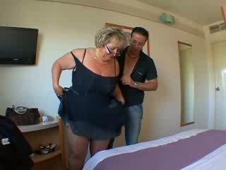 Carole francúzske vyzreté anál fucked