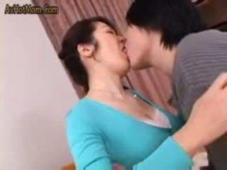 Horký japonská maminka 49 podle avhotmom