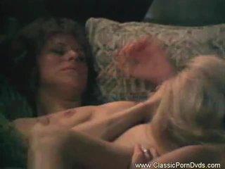 old, lesbian sex, vintage, pussy