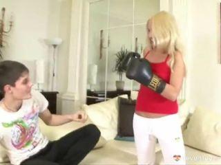 Boxing Cutie