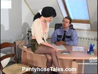 Ninette And Lesley Nasty Hose Motion