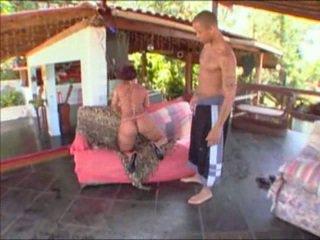 Darlene brazilian anal