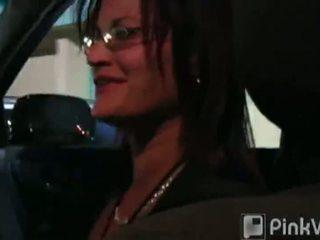 brunette vid, black hair movie, milf sex