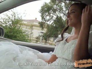 Noiva para ser amirah adara ditched por dela fiance e fodido por stranger vídeo