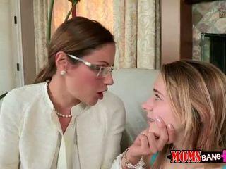 Έφηβος/η ava hardy shares καβλί με βήμα μαμά