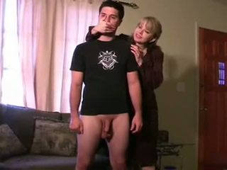 Kaznovani s step-mom in neighbour