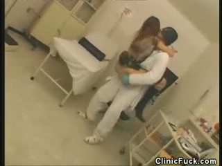 Smut Patient Gal And Masked Nurse Smut
