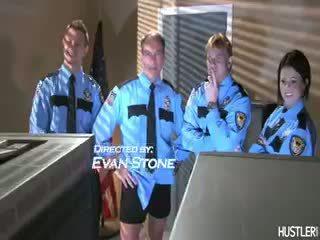 gratis realiteit een, online uniform heet, blond