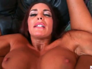 It Doesn T Take Much To Get This Horny Milf Howling Just Two Of The Biggest Black Cocks You Ve Ever Seen Watch In Amazement As This Docile Housewife Transforms Into A Screaming Slut Hungering For The Brothas Tasty Man Meat To Pound Every Tight Hole In Her