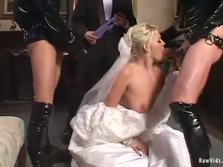 The pruut double suhuvõtmine