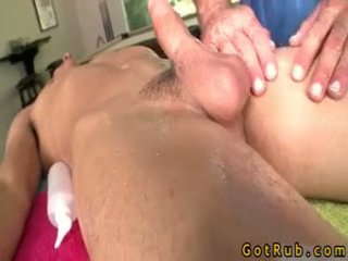 May mắn chap acquires của anh ấy mông lô licked