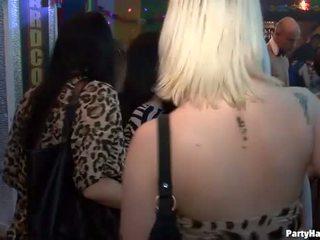 Skupina pohlaví divoký patty na noc klub