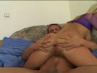 Anastasia christ getting të saj përditë dose i cream pas blistering anale pounding