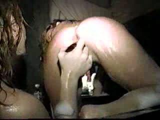 Lesbian Sex Bath Tub