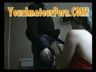 Turkish guy fucking a hooker at his home (part 1)