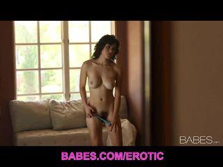 brunete, big boobs, striptīzs