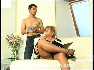 Louisa And Nathan Kinky Mum Inside Motion