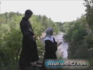 Slutty Nun Fucked