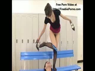 FreebiePorno.com japanese teacher giving student sex lesson part 2