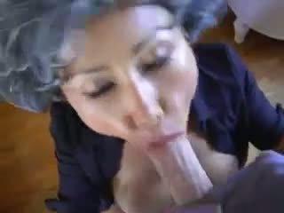 मुखमैथुन, कमशॉट्स, बड़े स्तन, परिपक्व