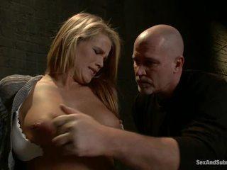 Immature blondinė aiden aspen has humiliated
