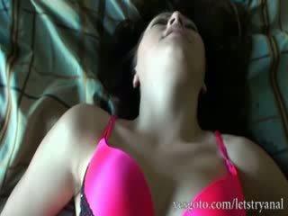 Amatorskie alisa ford pierwszy czas anal tryout