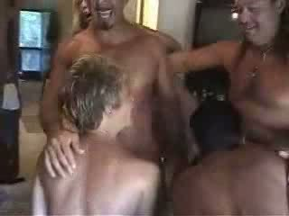 a mature hot stimulating mature swing party