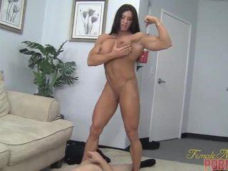 Angela salvagno - muscle чукане