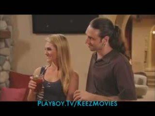 Novo casal gets introduced em um swingers orgia